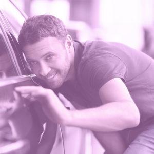 Incrementar ventas de coches en colectivos